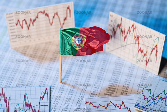 Economic development in Portugal