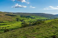 Near Gunnerside, North Yorkshire, England