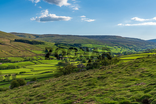 Near Gunnerside, North Yorkshire, England