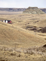 Big Muddy Saskatchewan Badlands