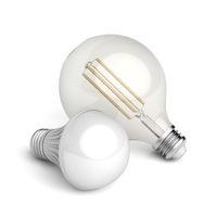 Different LED light bulbs