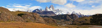 The Fitz Roy Massif in Argentina