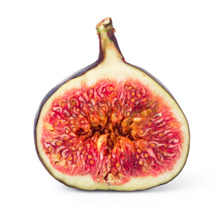 Slice of figs