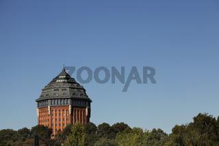 Hotel im alten Wasserturm in Hamburg