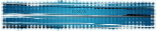 Fantastic elegant wave panorama background design illustration