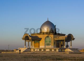 Schrein von Abdul Ali Mazeri in Mazar-e-Sharif