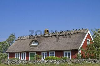 Schwedisches Holzhaus in Halland