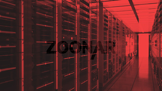 data center red lights alert