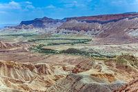 Wonderful day in the Negev desert