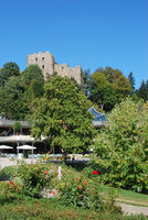 Badenweiler Health Resort in Black Forest,Germany