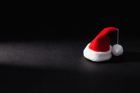 Santa Claus Red Wodden Cap