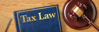 A gavel with a law book - Tax Law