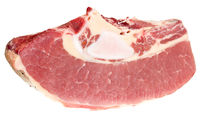 Beef on white