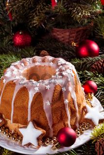 christmas madeira cake