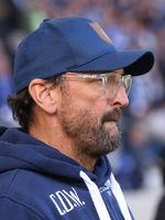 Cheftrainer Claus-Dieter Wollitz, 1.FC Magdeburg