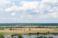 Elbtalaue in the Wendland near Gorleben, Lower Saxony