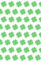 Vertical creative St.Patrick 's Day holiday background .