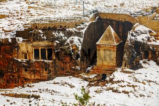 Tomb of Zechariah in Jerusalem