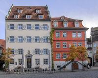 Castle square Meersburg