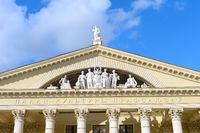 Labour Union Palace Culture Minsk