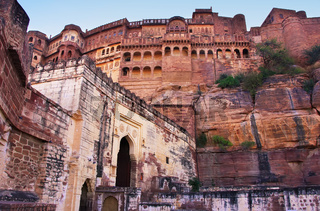 Mehrangarh Fort, Jodhpur, India