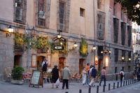 Calle Cuchilleros - Madrid