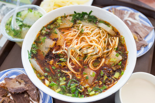 lanzhou stretched noodles