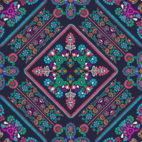 Hungarian embroidery pattern 68