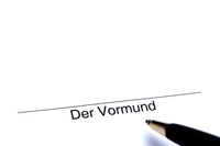Signature of guardian