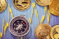 Cryptocurrencies and compass