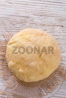 leavened dough