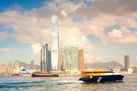 Hong Kong water transportation