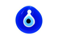 glass evil eye symbol