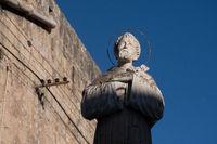 Statue of Saint Mdina Malta
