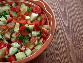 Arab salad