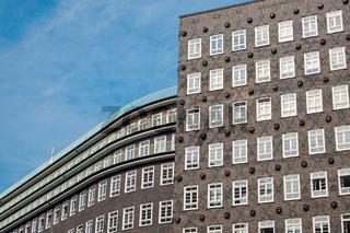 Das Chilehaus in Hamburg