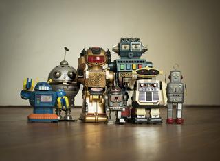 robot family pic