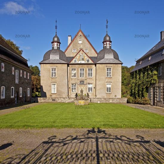 Schloss Neuenhof castle, Luedenscheid, Germany