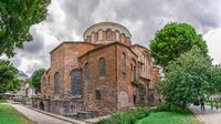 Church of St. Irina in Istanbul, Turkey