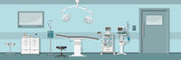 Illustration of a operating room