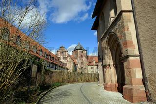 Burgenstadt Schlitz im mittelhessischen Vogelsbergkreis
