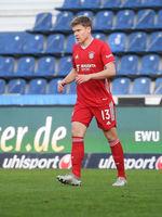 Kilian Senkbeil  FC Bayern München II DFB 3.Liga Saison 2020-21