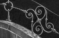Artistic railing