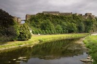 View at Bouillon castle
