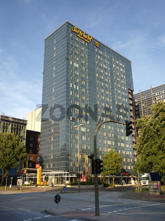 Suitehotel in Hamburg