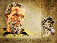 Florence, Michelangelo Buonarroti