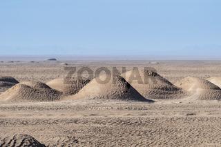wind erosion physiognomy landscape
