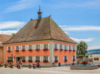 Town Hall, Allensbach on Lake Constance