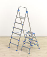 Ladders with different sizes