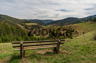 Hike on the Belchen in beautiful Schonau in the Black Forest